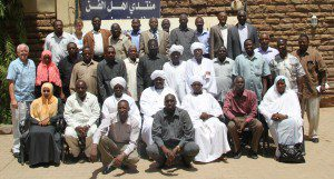 total training group Tailor made Sudan June 2013