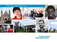 Course brochure 2014