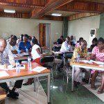 5C training Ghana March 2015