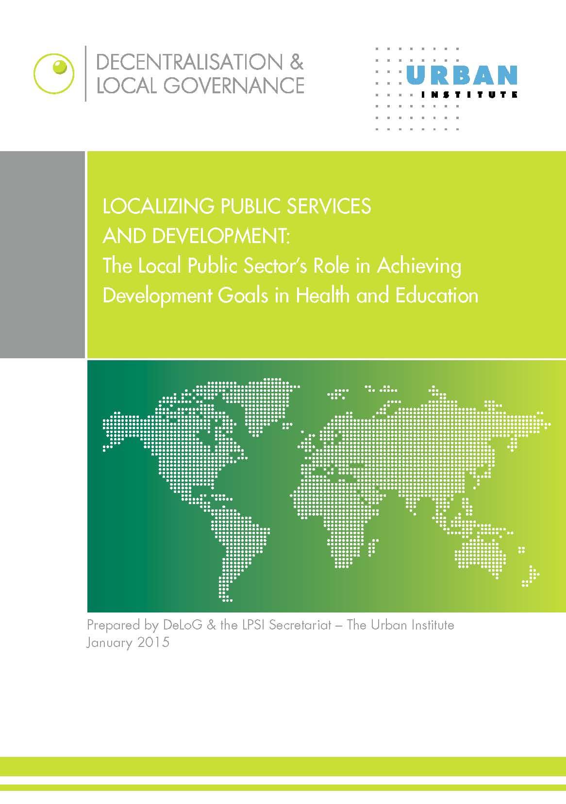decentralization urban core development essay