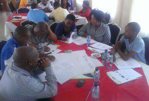 TM UNDP Lesotho nov 2015