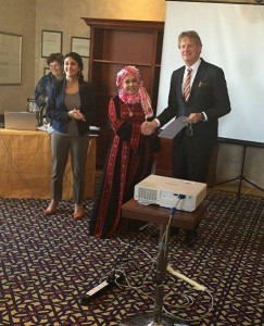Dutch Ambassador in Jordan Matra South Social Affairs and Employment 2015