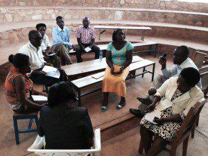 Burundi Aug 2016 Gender and peacebuilding