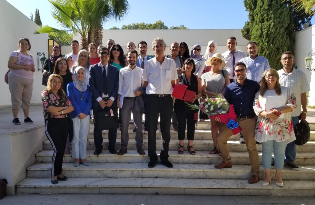 Tailor-made Training in La Marsa, Tunisia