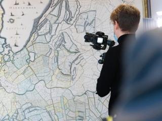 Recording map